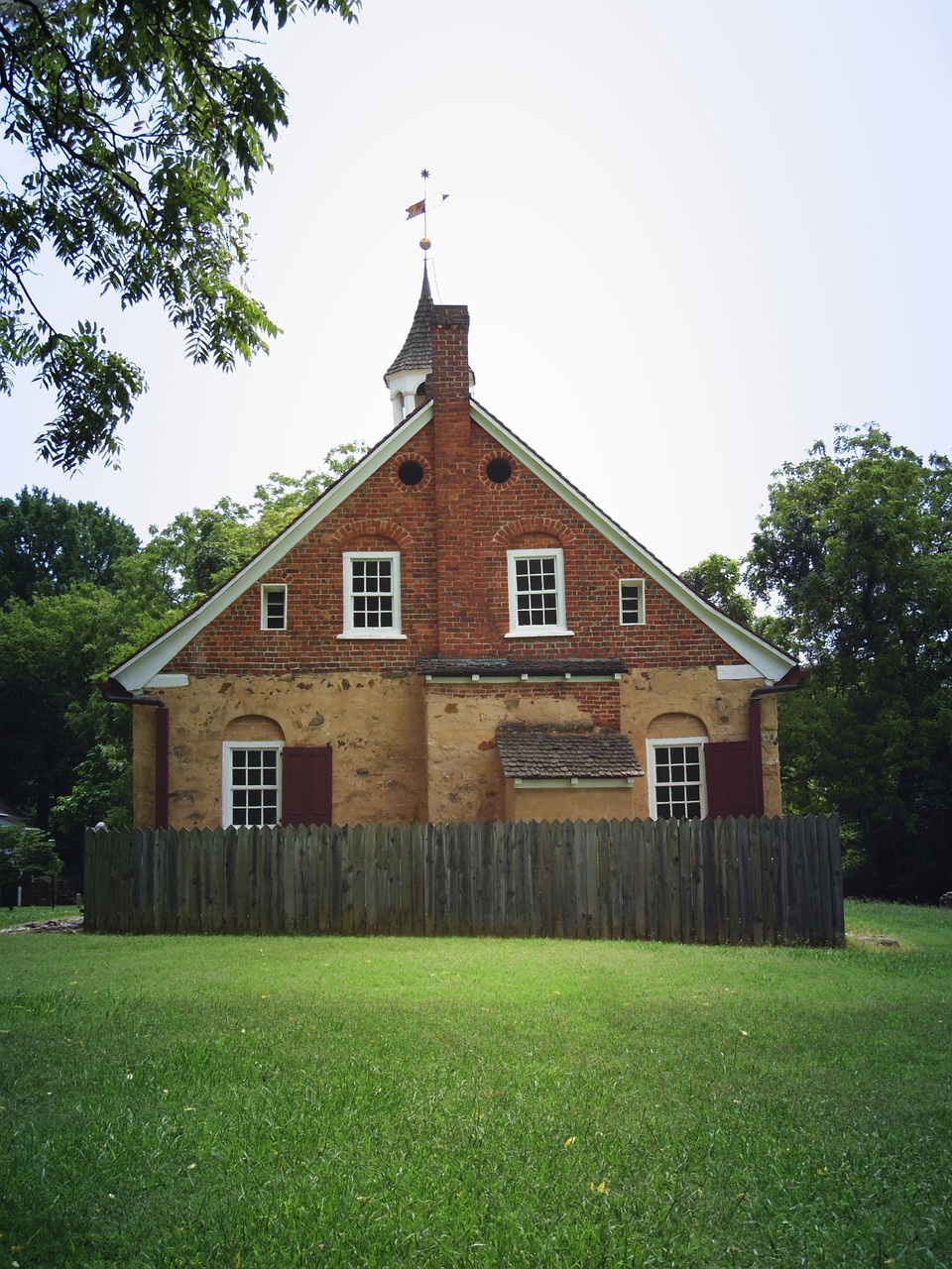 Historical old salem