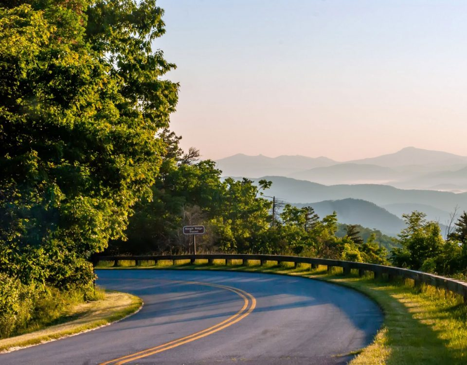 Natural attractions in NC